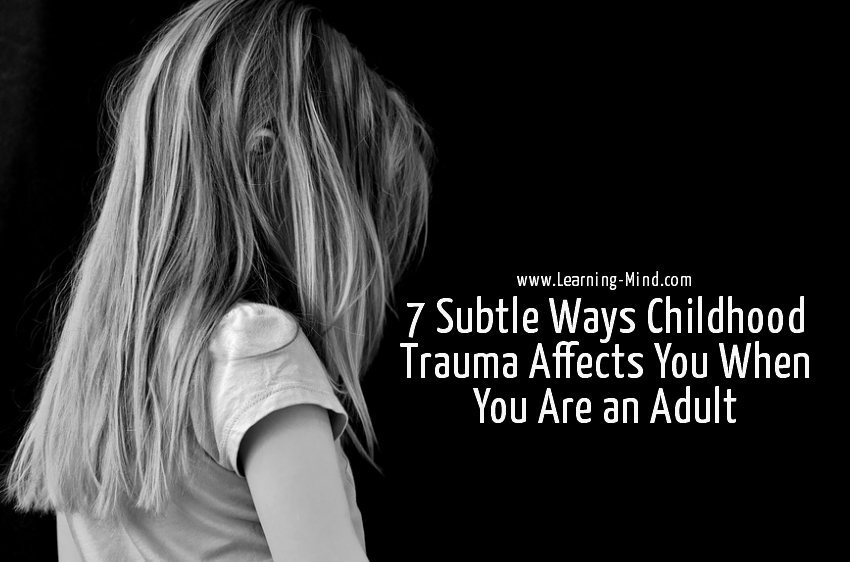 Should Childhood Trauma Be Treated As >> Read This And You Decide If Childhood Trauma Should Be Treated As A